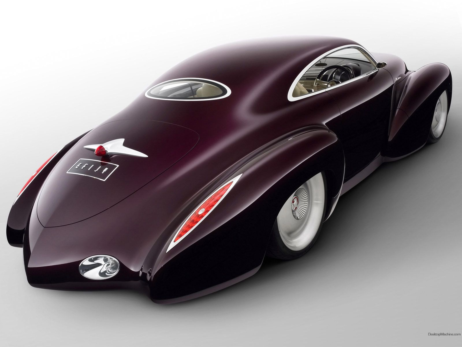 Holden concept cars efijy