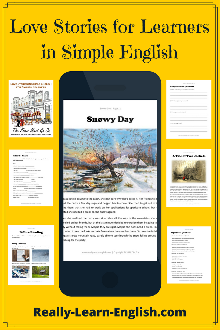 Reading to Learn English - USA Learns