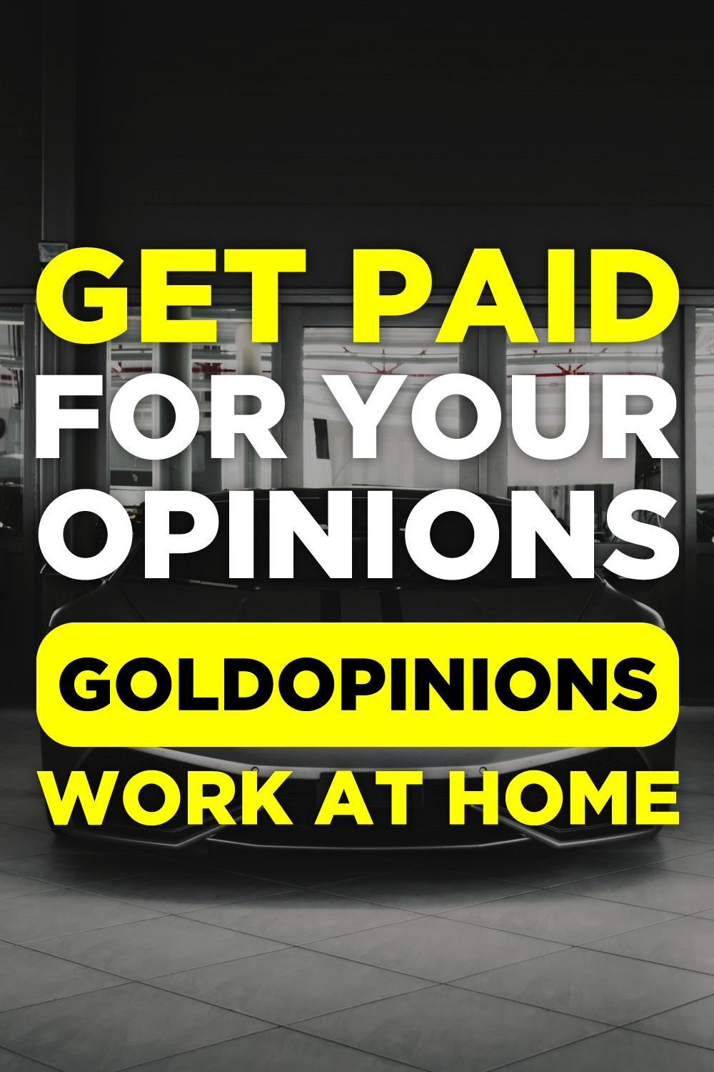 Earn 5 for 10 Minute Survey GoldOpinions How to earn