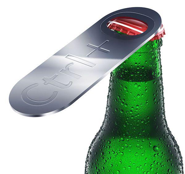 Destapador De Botellas Ctrl O Esto Apesta Destapador De Botellas Destapador Botellas
