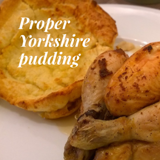 the taste chase yorkshire puddings and sunday roast poussins http://www.thetastechase.com/2015/01/roasted-poussin-with-proper-yorkshire.html#.VMUiUv6sXLM
