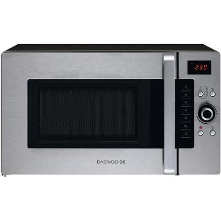 Daewoo 1.0 cu ft Convection Oven, Stainless Steel