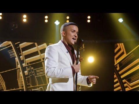 Jahmene Douglas sings Amy Winehouse/Ashford & Simpson - Live
