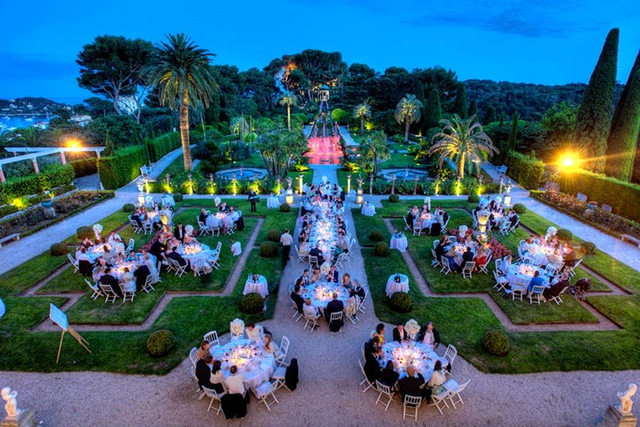1000 images about wedding venues in france on pinterest wedding venues wedding and french country weddings - Villa Ephrussi De Rothschild Mariage