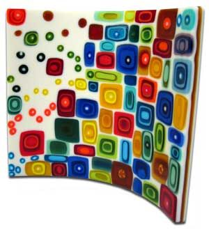 LOve this! - Detail for Patty Gray - Spectrum Glass