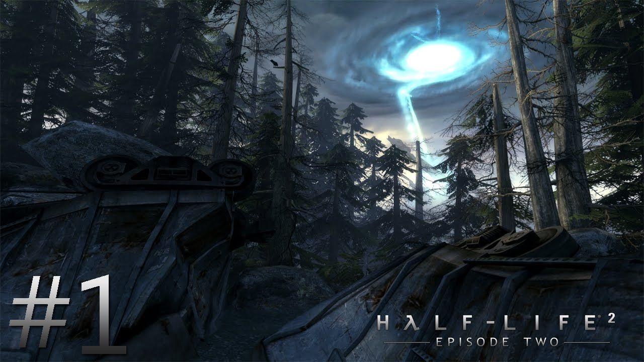 Halflife 2 Episode 2 To The White Forest Part 1 Nvidia