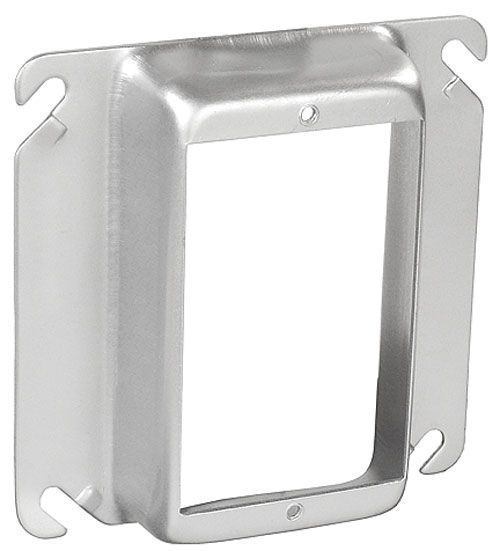 4 Square Raised Device Covers 4 Square Raised Device Covers Are Used To Mount Electrical Devices Receptacl Electrical Box Cover Covered Boxes Gadget World