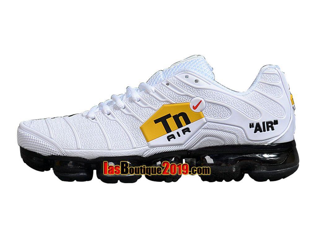 sale retailer d564a 534d0 Nike Air Max Plus Tn Ultra Triple Blanc Noir Rouge Jaune 898015-100  Chaussure Officiel