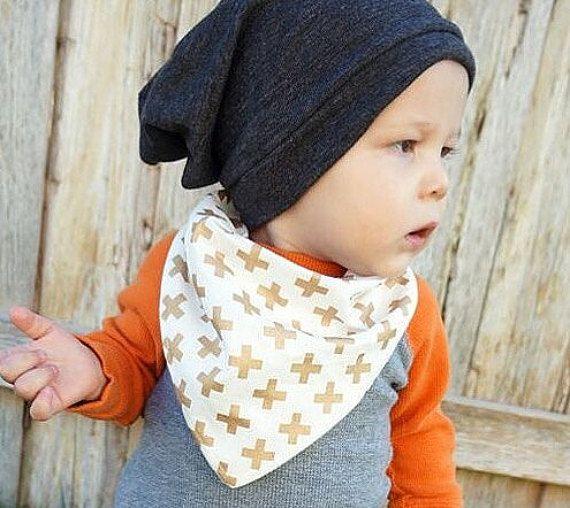 3931fe36f92f2 BABY SLOUCHY BEANIE grey - Toddler slouchy beanie - Kids slouchy beanie-  baby boy beanie - baby