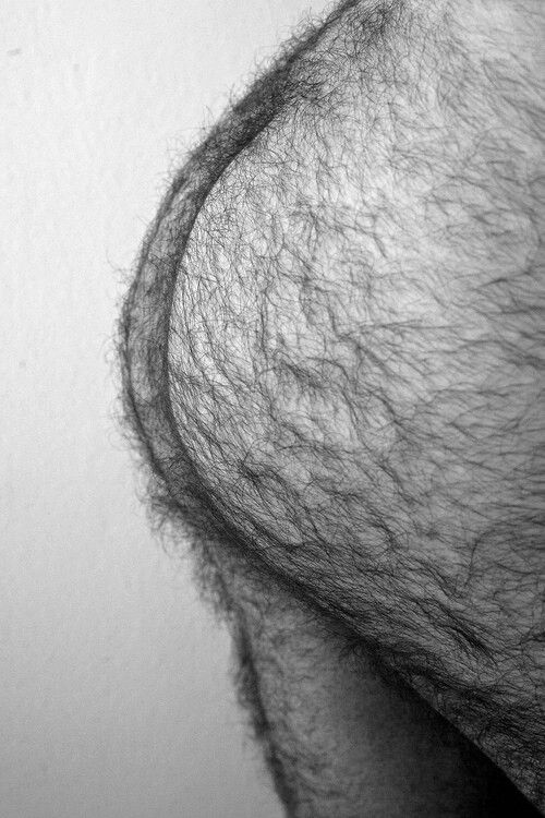 Very Hairy Ass 65