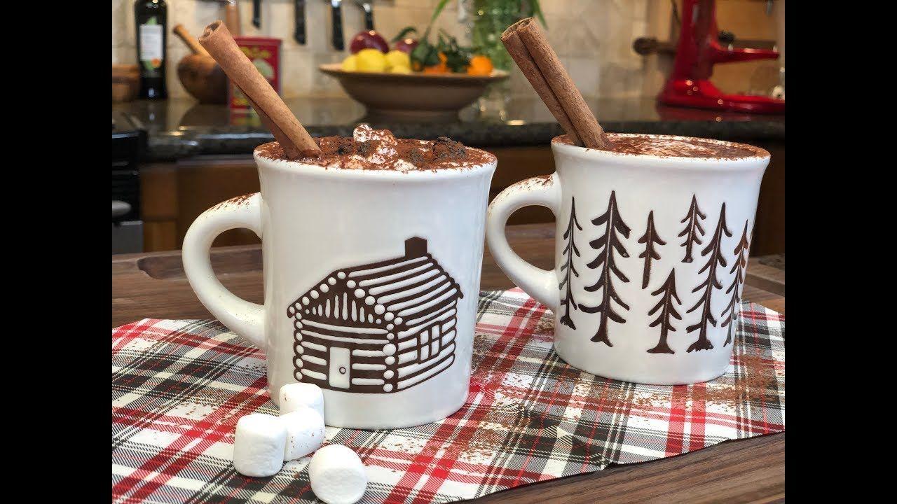 How to make best hot chocolate christine cushing