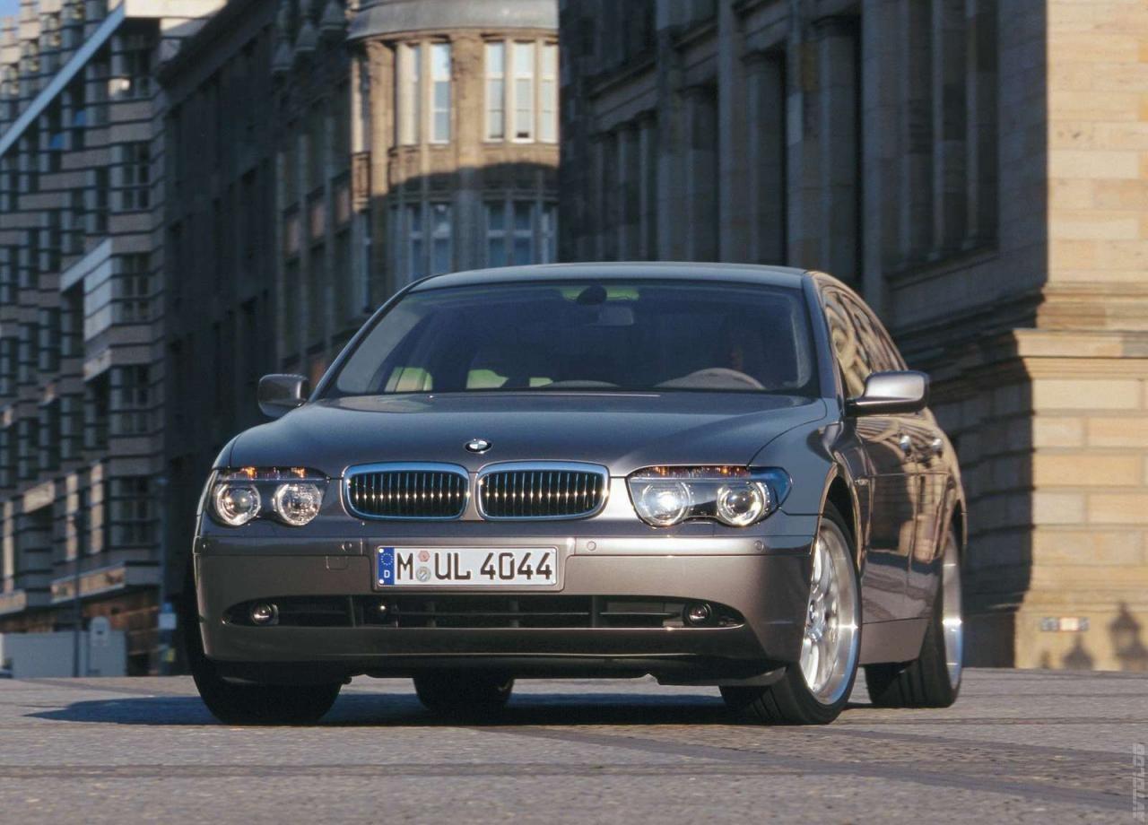 2002 BMW 760i | BMW | Pinterest | BMW