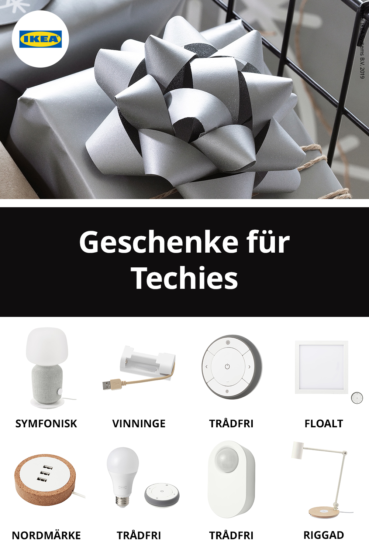 Smart Home Geschenke von IKEA