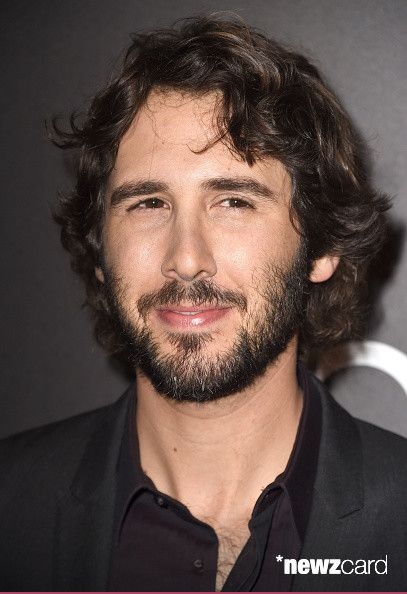 Josh Groban arrives at the The PEOPLE Magazine Awards at The Beverly Hilton Hotel on December 18, 2014 in Beverly Hills, California.  (Photo by Steve Granitz/WireImage)