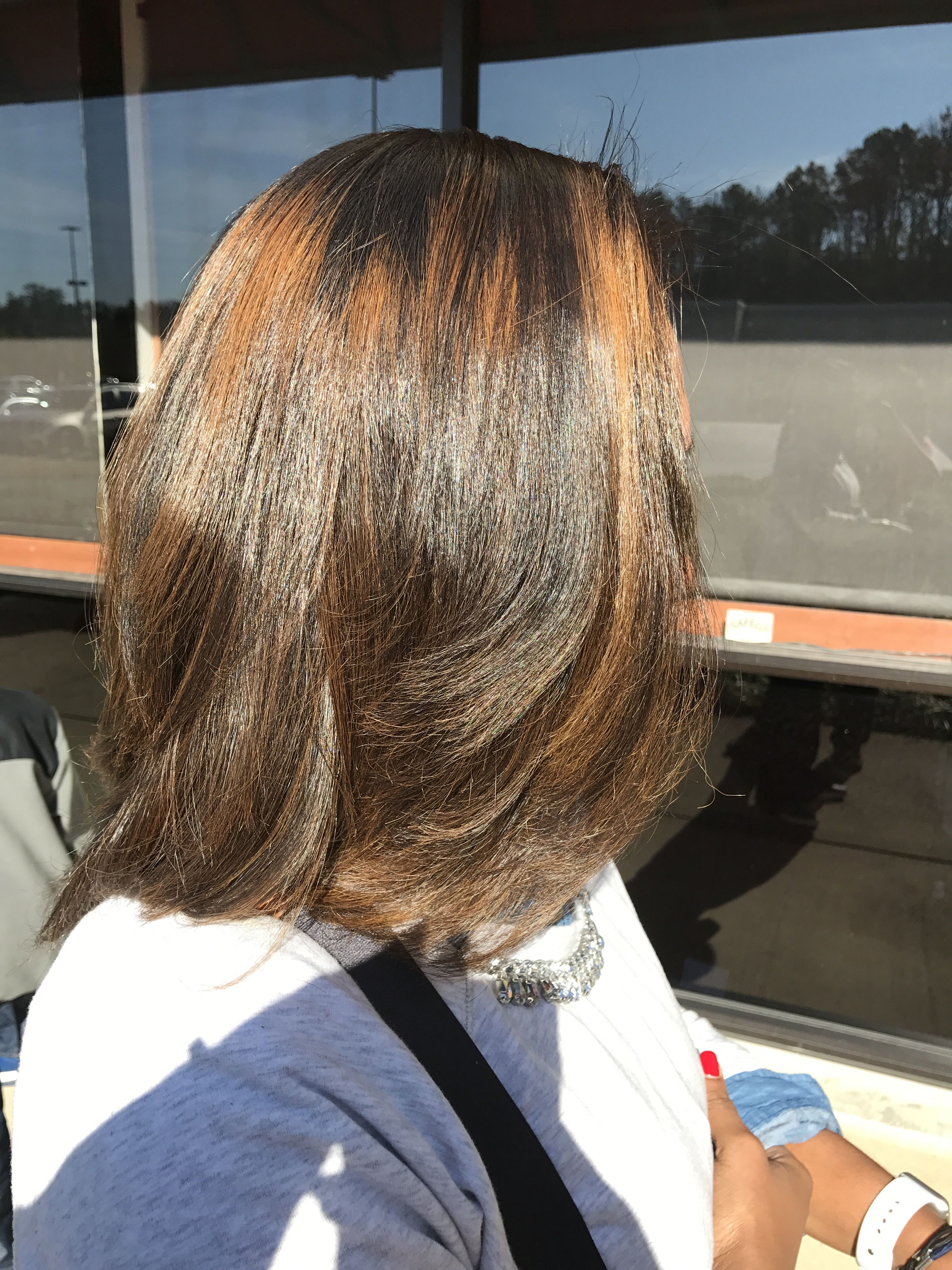 Latoya Jones Hair Styles Natural Hair Styles Relaxed Hair