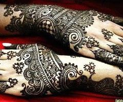 Stylish Mehndi Designs 2015 | Exclusive And Latest Mehndi Designs For Hands - Styles4Me