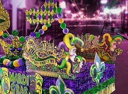 Image result for mardi gras float decoration ideas : float decorating ideas - www.pureclipart.com
