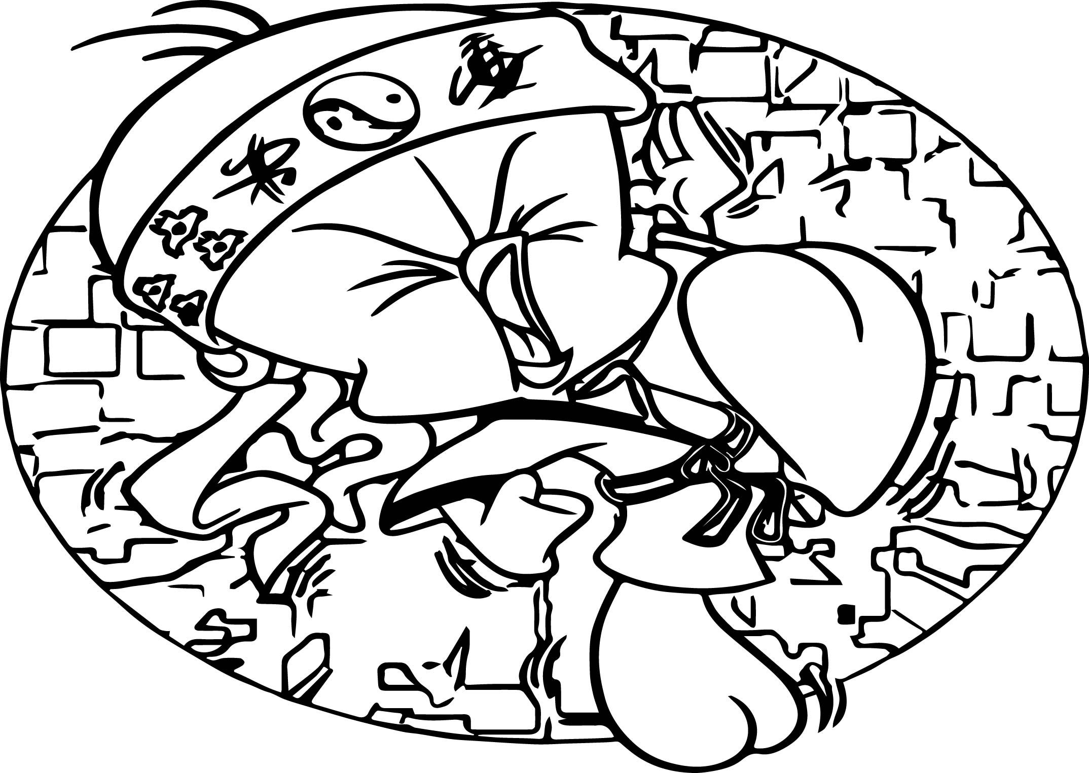 Cool Karate Tweety Coloring Page Coloring Pages Karate Coloring Pages For Boys