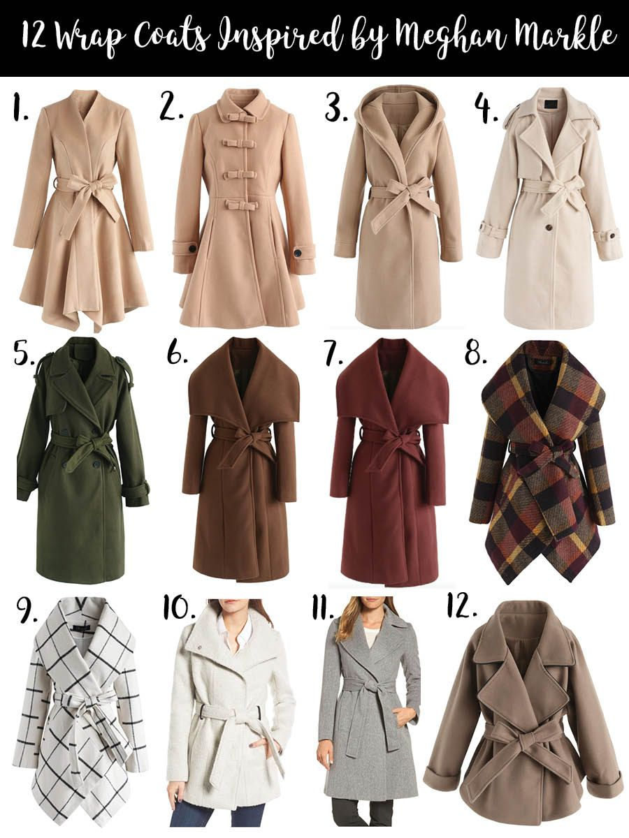 d7be47ae104 12 Wrap Coats Inspired by Meghan Markle s Engagement Outfit