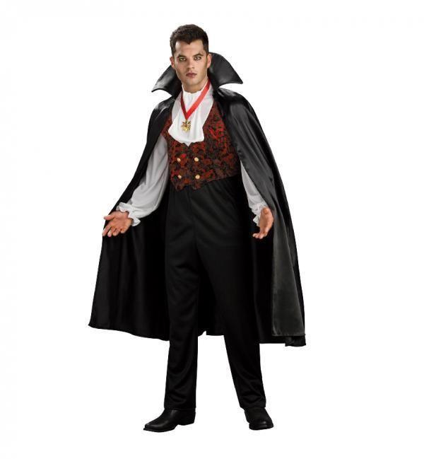 204023cfe Como fazer uma fantasia de vampiro.  fantasias  carnaval