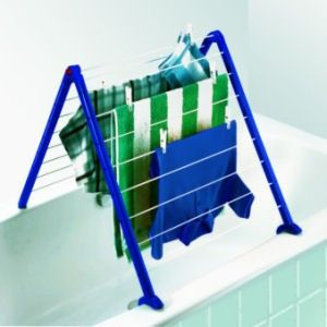 Leifheit Clothes Airer Pegasus V Bath Clothes Dryer Can Be Placed