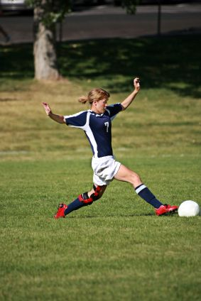 Female Soccer Player Exercises To Reduce Acl Injuries Soccer