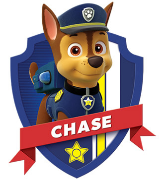 photograph about Free Printable Paw Patrol Badges referred to as Paw Patrol: Chase No cost Printable Mini Package. Alexs birthday