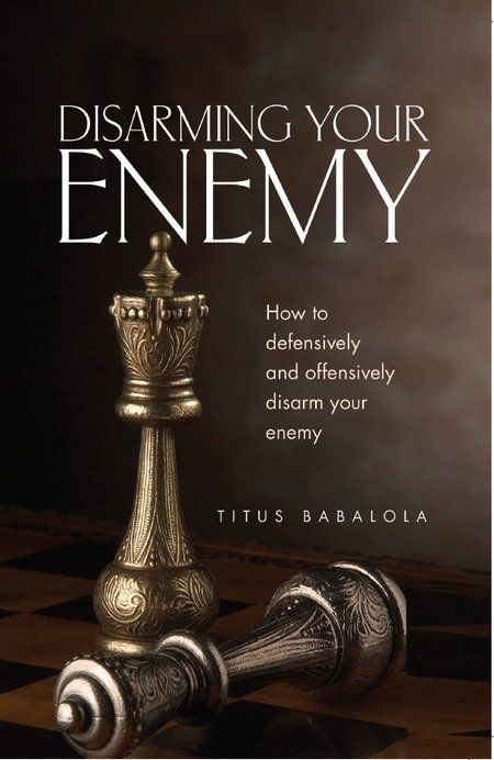 Disarming Your Enemy by Pastor Babalola on Sustained Fire