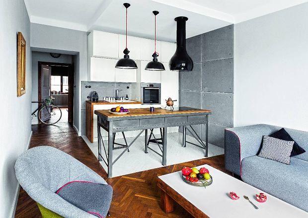 Zdjecie Numer 10 W Galerii Salon Polaczony Z Kuchnia 15 Pomyslow Na Aranzacje Home Decor Kitchen Home Decor Interior Inspo