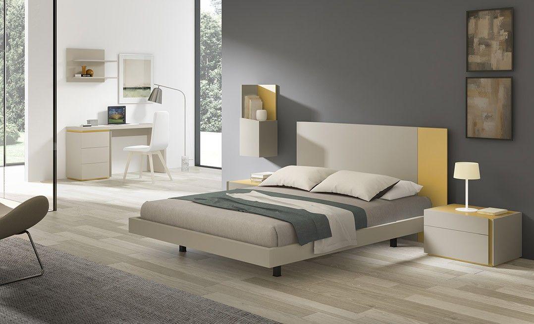 Dormitorio de matrimonio de @Abrito. Calidad sin igual!   camas ...
