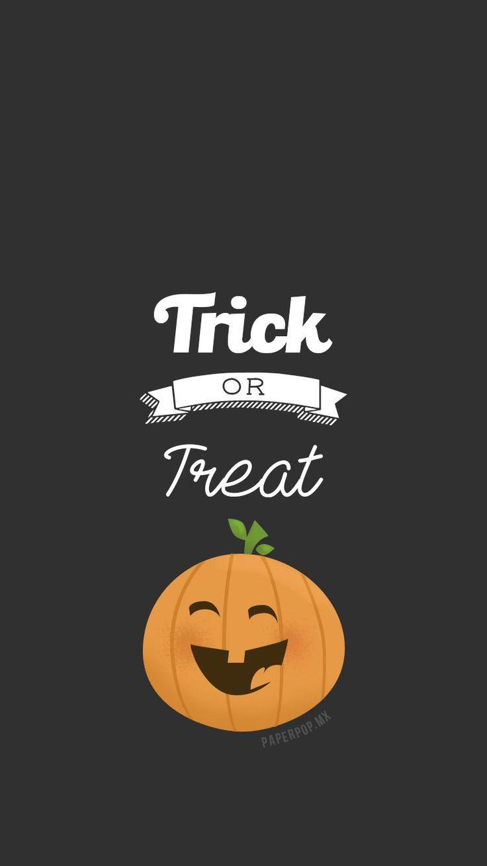 Trick Or Treat Halloween Wallpapers Wallpaper Fofinho Walpapers Tumblr Papeis De Parede Tumblr