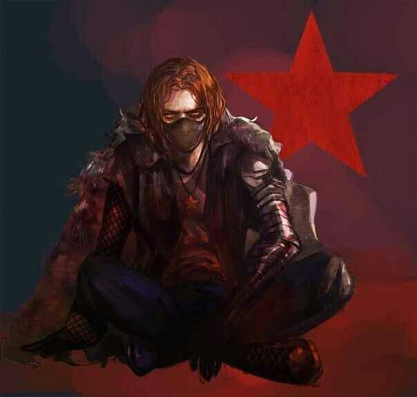 The Winter Soldier - bit creepy