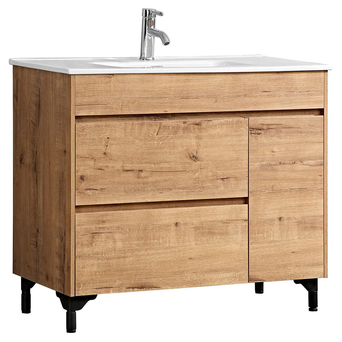 45++ Pre assembled free standing bathroom cabinets ideas