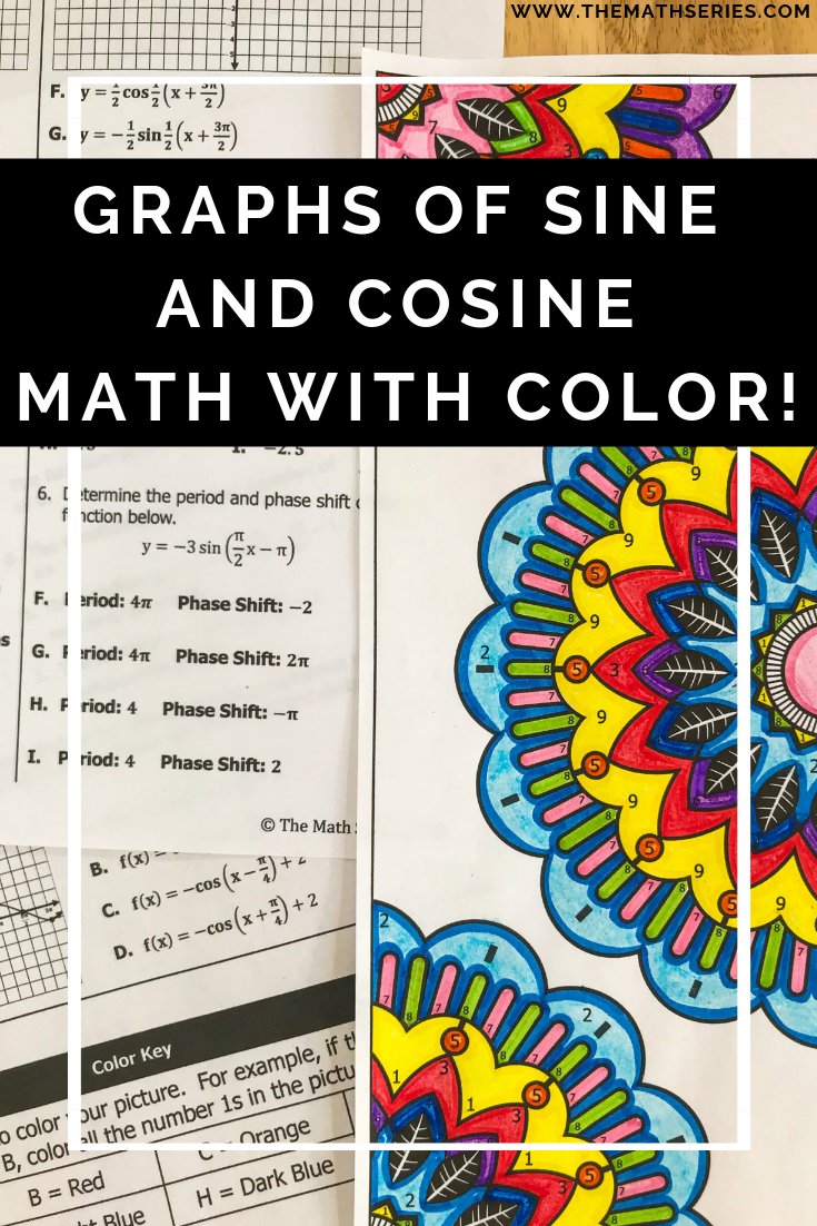 Pin On The Math Series Tpt Store For Secondary Math Teachers