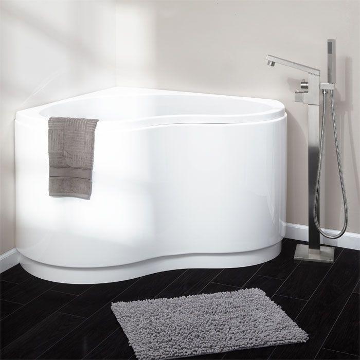 Heart Shaped Corner Tub Corner Soaking Tub Corner Tub Bathroom Furniture Modern