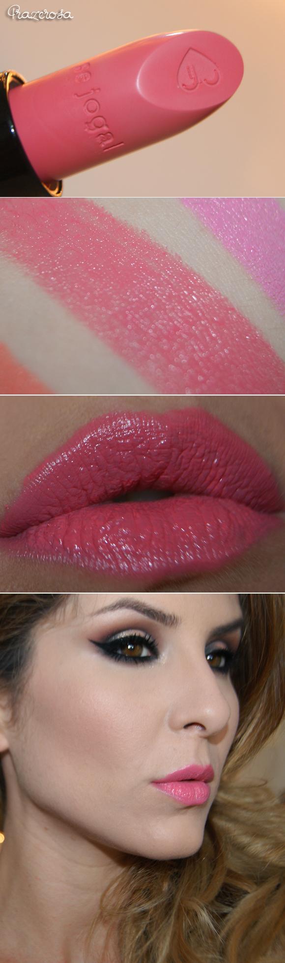 batom quem disse, berenice? coleção praiana http://www.cacau-makeup.blogspot.com.br/