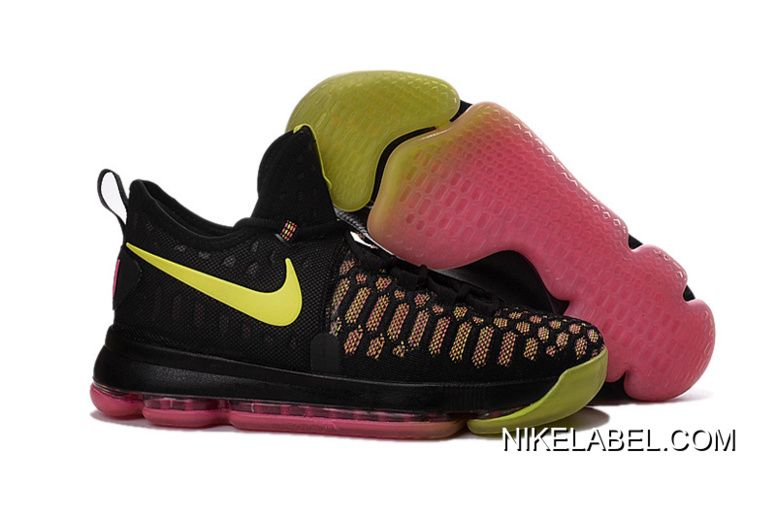 official photos 6cea1 3b95f Discover ideas about Popular Sneakers. Buy Rise and Shine Kevin Durant 9  Rainbow Mens Basketball Shoes 2018 For Sale