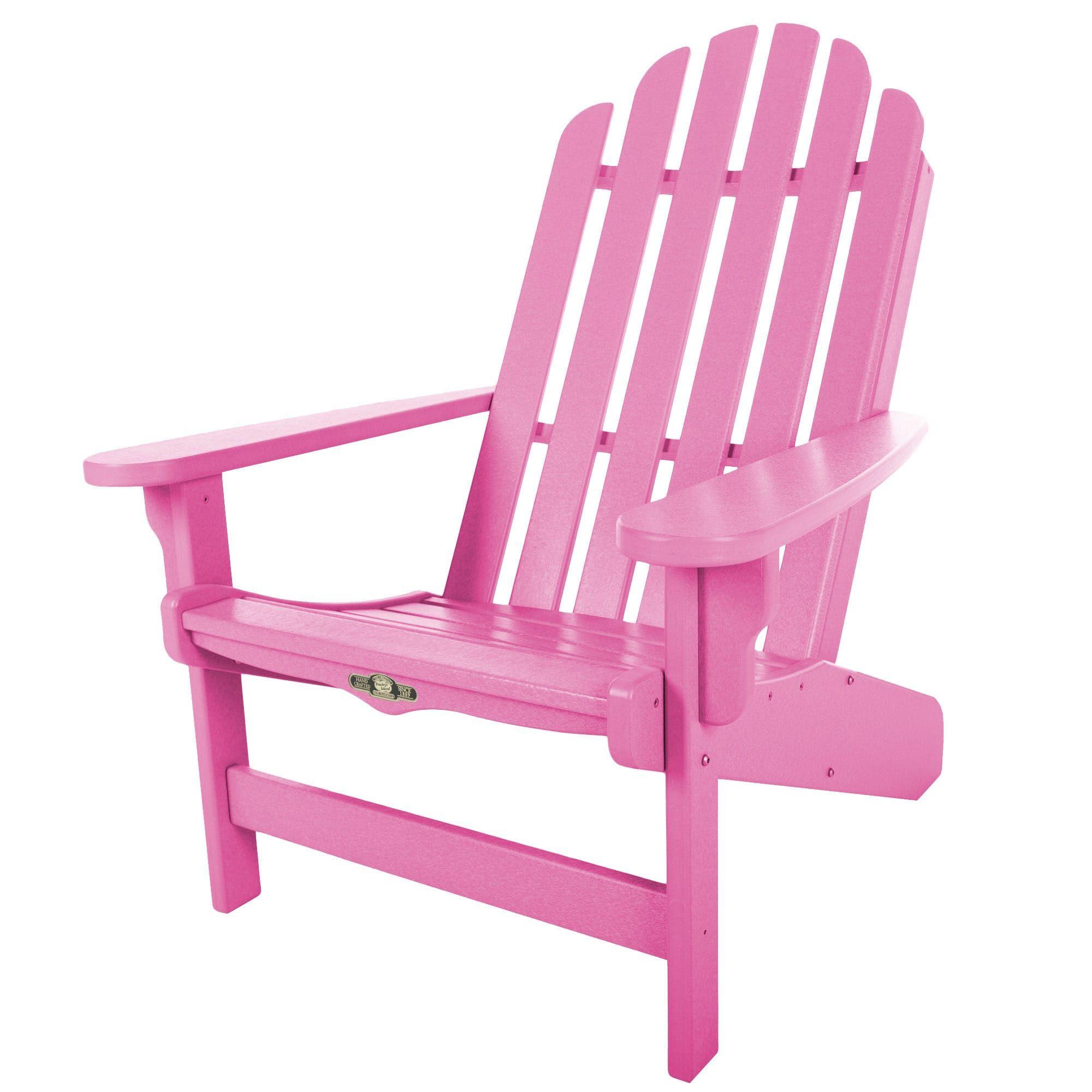 Pawleyus island essentials adirondack chair pink size single