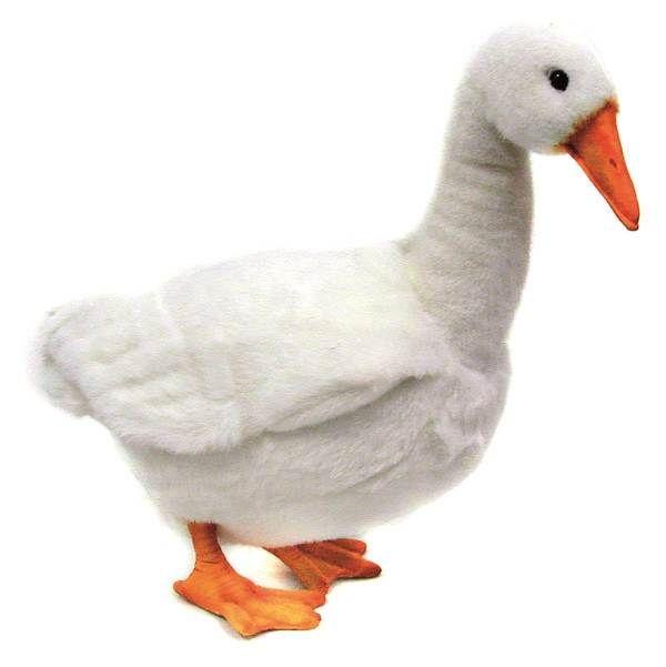 Hansa 3709 White Goose