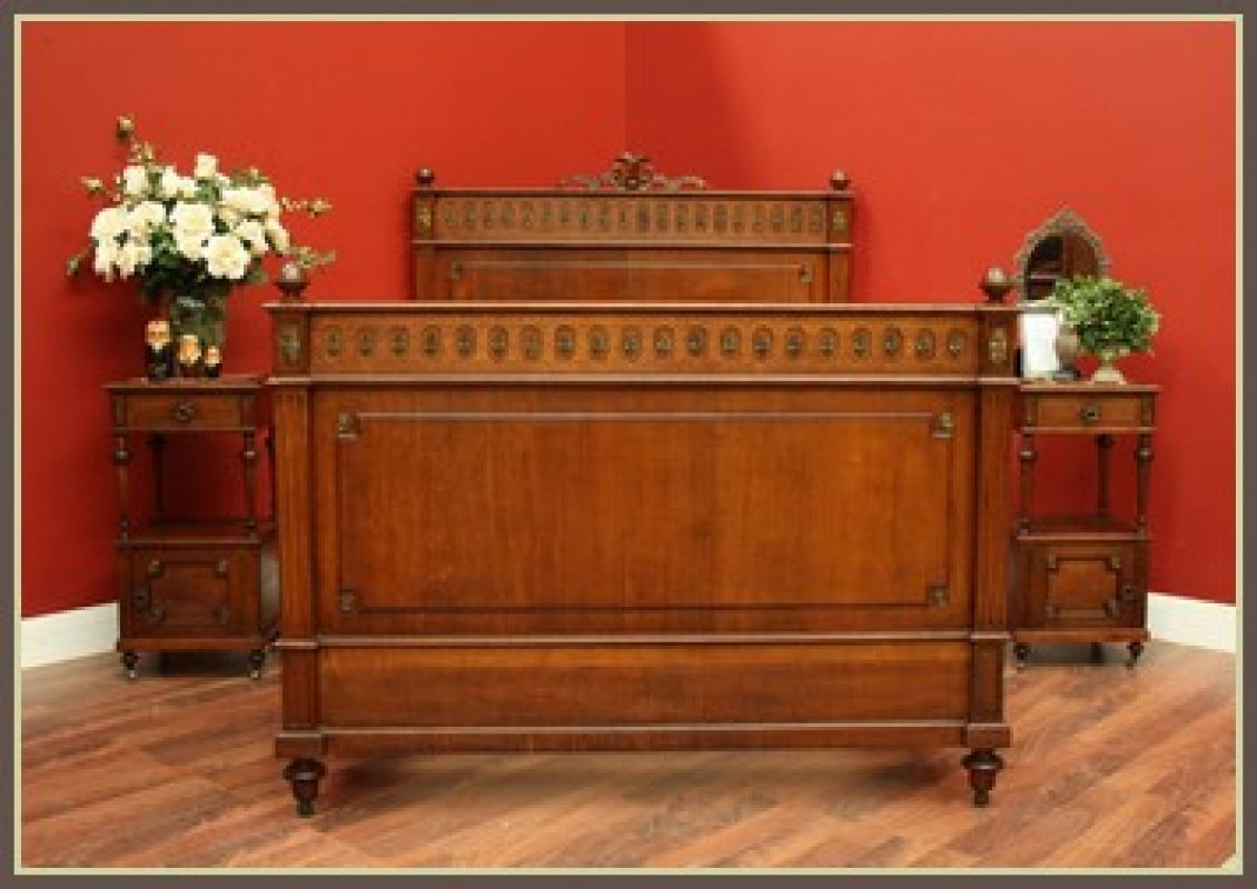 Antique Sideboard Styling
