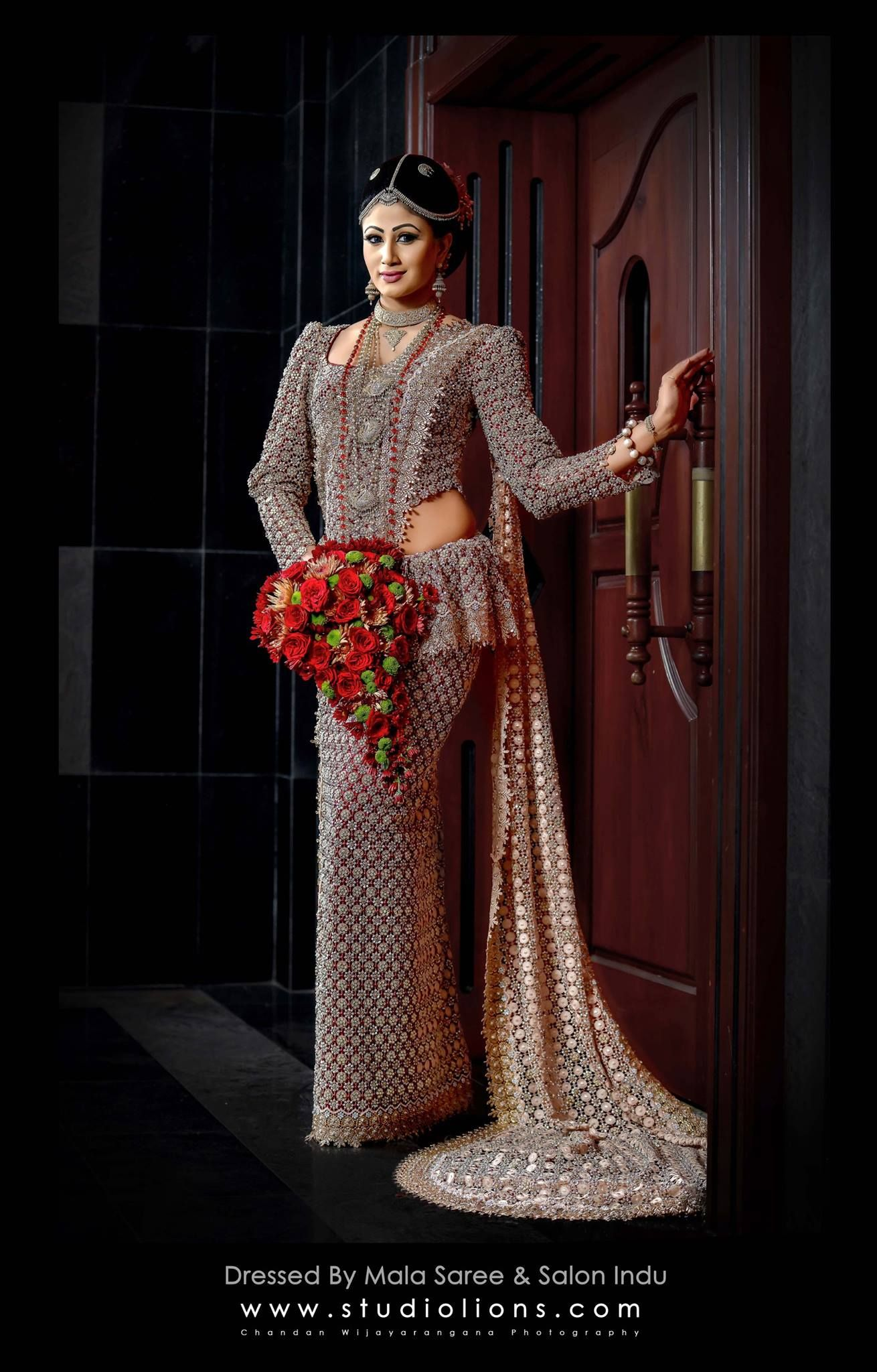 Sri Lankan Fashion Indian Wedding Dress Modern Bridal Dress Design Bridal Sari