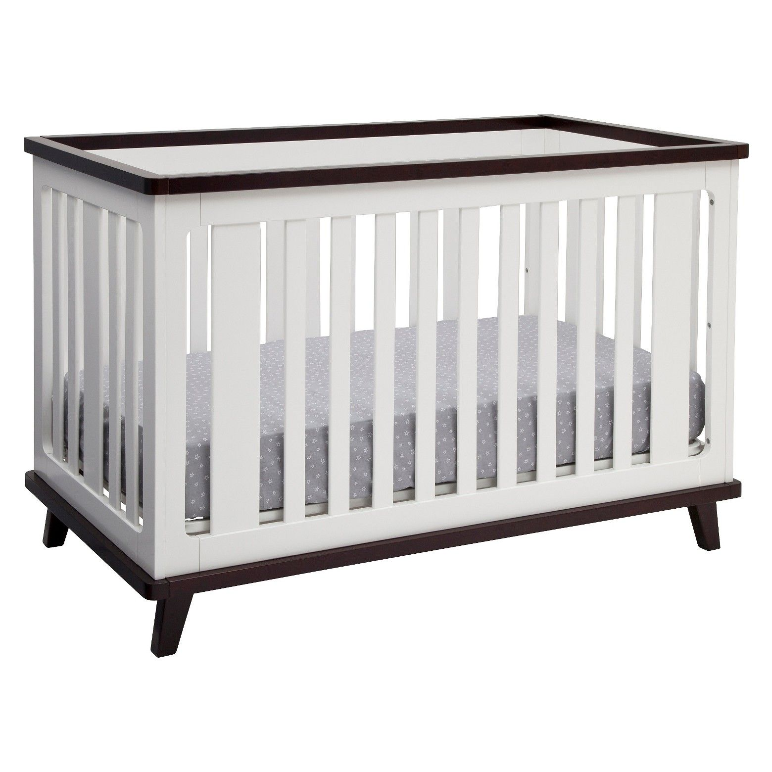 Delta Children® Ava 3-in-1 Convertible Crib | Pinterest