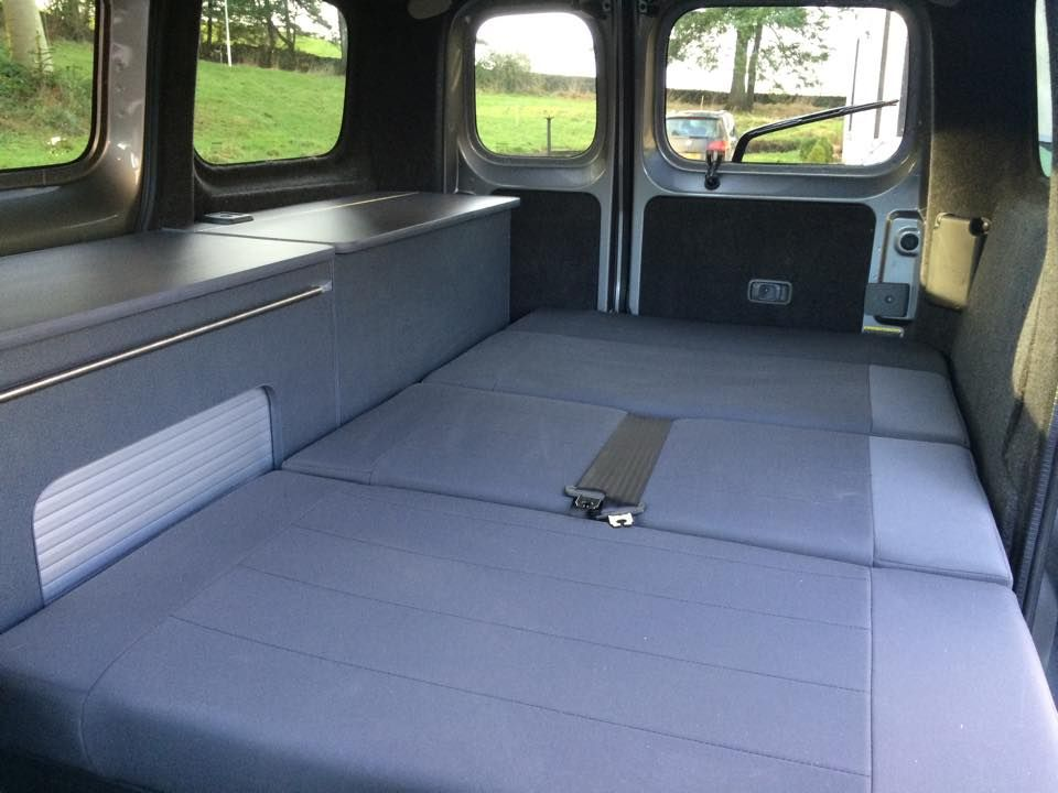 Nissan NV200 Camper Conversion Van Conversions IdeasCamper