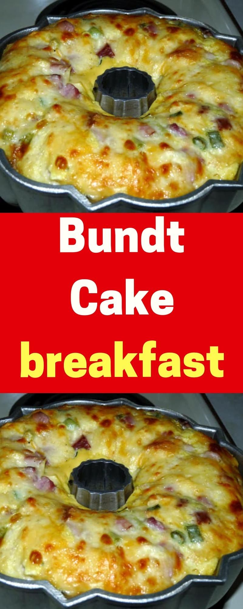 Bundt Cake Breakfast To Make This Recipe You U2019il Need The