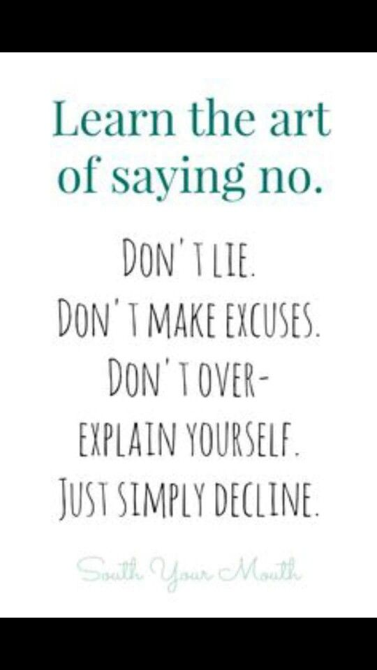 Art Saying No Evas Board Pinterest Inspirational Thoughts