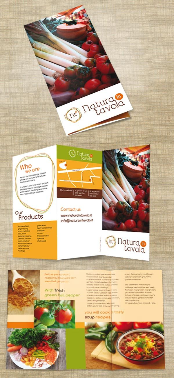 A tutorial about how to create a beautiful trifold brochure for - create tri fold brochure