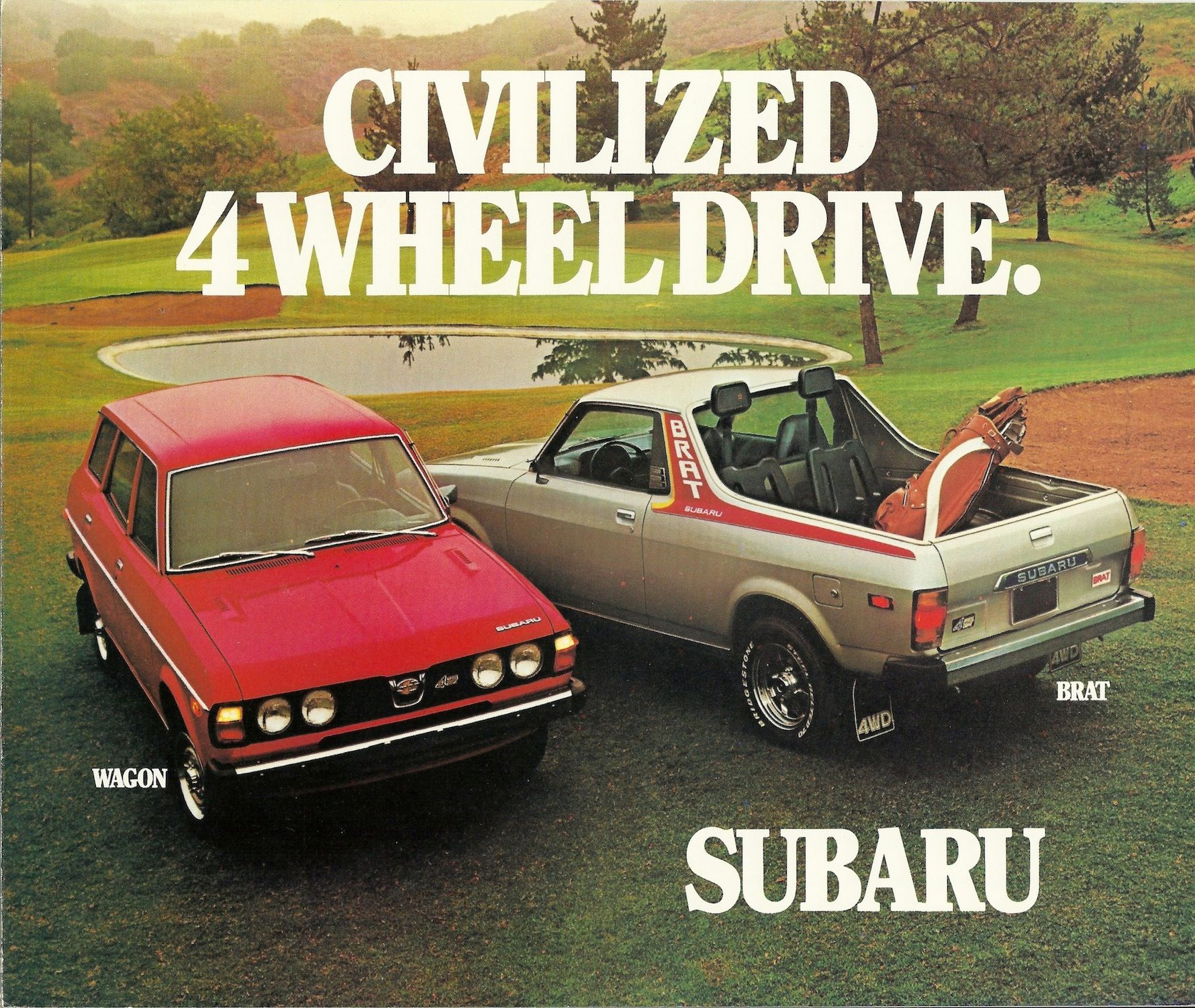 1977 subaru 4wd wagon want pinterest subaru cars and vw cars subaru brat unreal cool vintage 4x4 coup utility vanachro Images