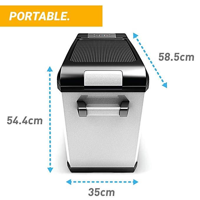 mini six pack fridge