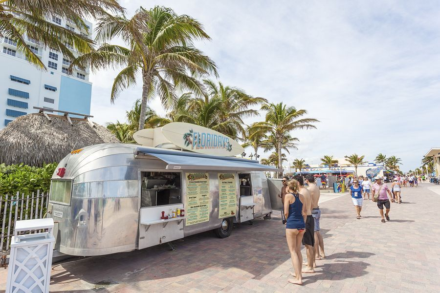 How to start fund a food truck business food truck