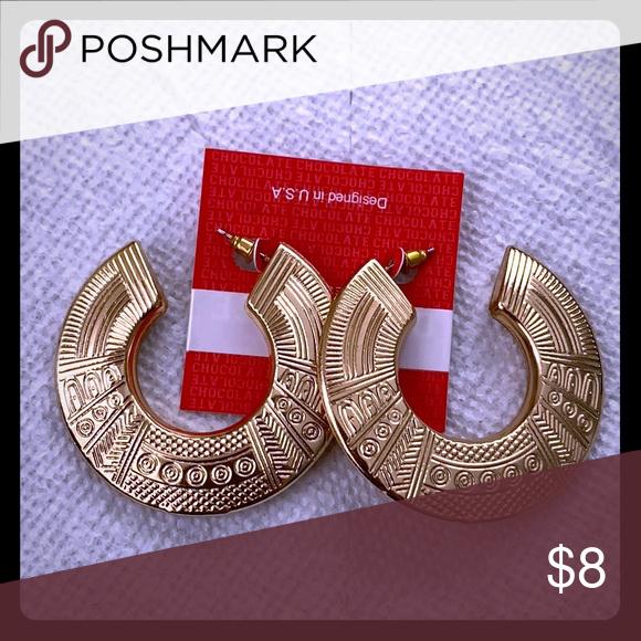 SOLD 🚫in another App / Hoop Earrings 30002 Hoop